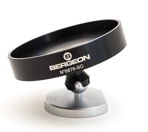 Bergeon Watch Case Cushion Swivel Base