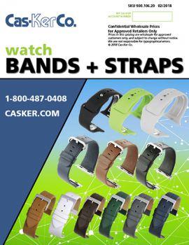 Cas-Ker Watch Bands