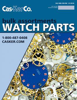 Cas-Ker Watch Parts in Bulk Catalog