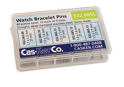 Large Bracelet Pins Assortment 932.065L