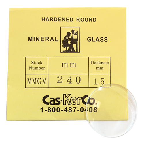 CasKer Magnifying Watch Crystal MMGM