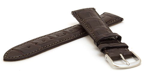 Alligator Watch Strap Sale