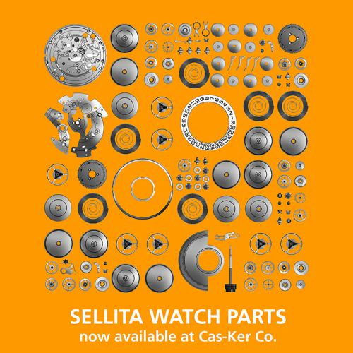 Sellita Watch Parts